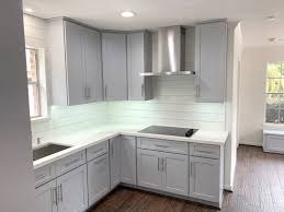 shiplap kitchen backsplash with cabinets 75 beautiful kitchen with gray cabinets and shiplap