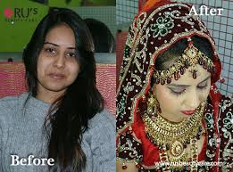 bridal makeup package pre bridal package at lajpat nagar rus beauty care palour