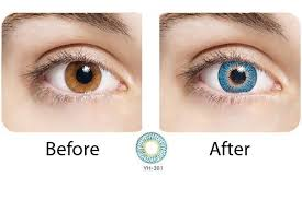 Light Brown Contact Lenses Contact Lenses For Brown Eyes Example 3 U2013 Only Eyes Knew