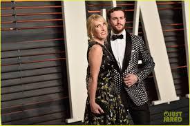 Vanity Johnson Aaron Taylor Johnson U0026 Wife Sam Hit Oscars 2016 Vanity Fair After