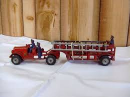tonka fire truck toy kaufman realty u0026 auctions huge two day toy truck fire engine