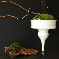 Hanging Ceramic Planter by 26 Best Hanging Gardens Images On Pinterest Hanging Gardens