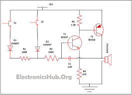 simple circuit diagram pdf wiring diagram simonand