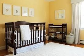 Yellow Nursery Decor 45 Gender Neutral Baby Nursery Ideas For 2018