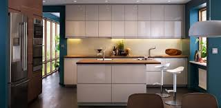 ikea high gloss kitchen cabinets high gloss light beige voxtorp series ikea