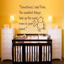 Classic Winnie The Pooh Nursery Decor Bedding Winnie The Pooh Bedroom Sets Single Bedding Blackout Curtains