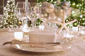 Christmas Dining Room Decorations - christmas dinner table settings extraordinary 28 christmas table
