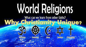 why believe in christianity over all other religions क य