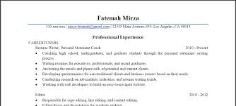 onebuckresume resume layout examples builder with 25 fascinating