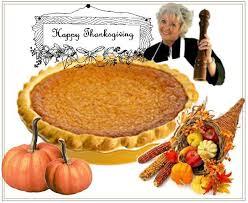 deen pumpkin pie