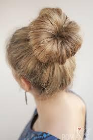 buns hair 30 buns in 30 days day 30 mini braids in a bun hair