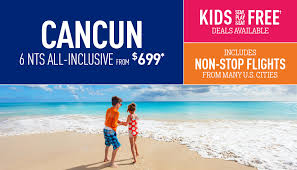 cancun all inclusive vacation packages the best deals from
