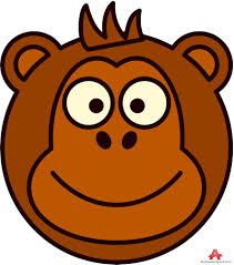 monkeys animals clipart gallery free downloads by animals clipart