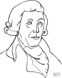 joseph haydn coloring page free printable coloring pages