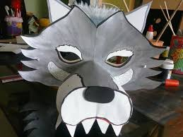como hacer mascaras en forma de rosa máscaras de animales en 3d de cartón reciclado para carnaval 2017