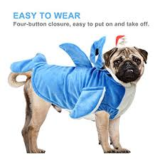 pet costumes pet costume gimilife pet shark costume pet