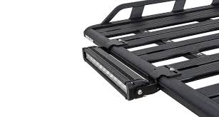 roof rack emergency light bar rhino rack roof rack accessories