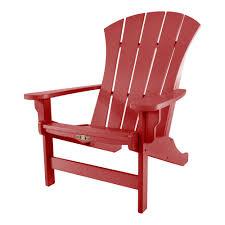 Red Rocking Chairs Sunrise Adirondack Chair Pawleys Island