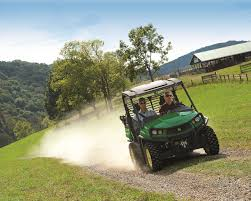 dirt wheels magazine growing john deere gator utility vehicle