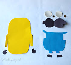 make your own minion craft bulletin board and board