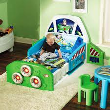 buzz lightyear bedroom disney toy story buzz lightyear spaceship toddler bed 172 48