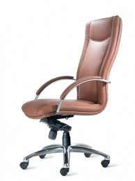 cayman leather executive chair by 9 to 5 seating model 2810 and 2800