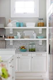 Kitchen Colours With White Cabinets Design Ideas For White Kitchens Traditional Home