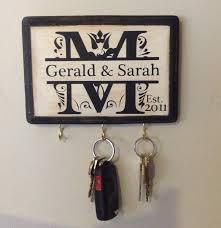 personalized monogram key holder everything else