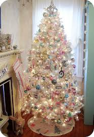 white decorated tree pictures photos and images for