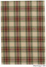 Country Curtains Sturbridge Plaid by Cinnamon Country Curtains And Linens Pine Hill Collections