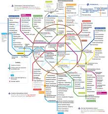 Moscow Metro Map by Zeldovich 100 International Conference Moscow Russia