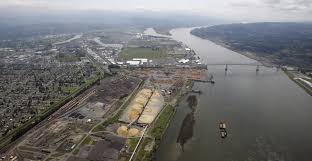 Wetland Resources Of Washington State by Washington State Deals Blow To Plan For Longview Coal Export