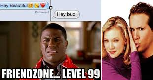 Kevin Hart Texting Meme - tragic yet funny friend zone memes we can all relate to