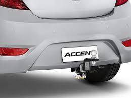 hyundai accent towing capacity accent towing hardware hyundai australia