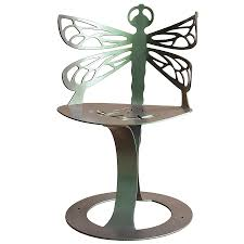 Outdoor Metal Chairs Dragonfly Chair Color Shift Cricket Forge Outdoor Furniture