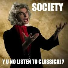 Beethoven Meme - beethoven fan sputters with rage the ethan hein blog