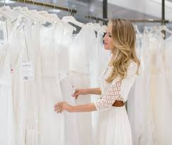 when to shop for a wedding dress picking out wedding dress best dresses collection