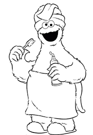 Brushing Teeth Coloring Pages High Resolution Coloring Brushing Brushing Teeth Coloring Pages