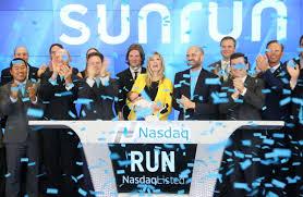 sun run solar company sunrun was manipulating sales data say former