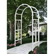 wedding arches at walmart gzyf 7 9 ft metal wedding arch garden arch for party prom