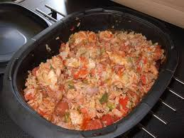 cuisiner espagnol recette marmite espagnole façon risotto 750g