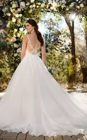 backless wedding dress the timeless style of backless wedding dresses misdress