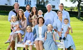 swedish royals send summer greetings with instagram photo