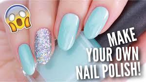 real diy nail polish make high quality nail polish at home