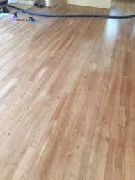 cherry color change after being sanded a max hardwood