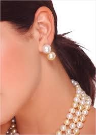 earing model shop by model pearl earring selections american pearl