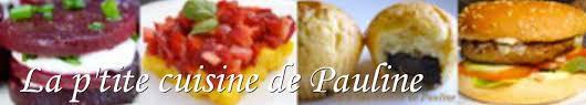 la cuisine de pauline de la p tite cuisine de pauline