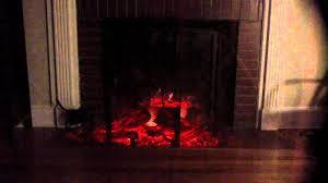 Muskoka Electric Fireplace Muskoka Electric Fireplace Log Insert Youtube
