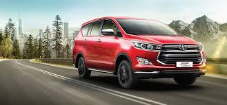 toyota india official toyota innova touring sport site