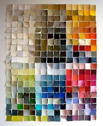 36 best things to do with paint chips images on pinterest paint